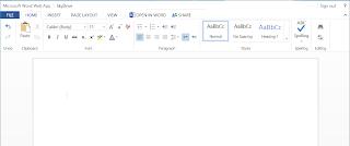 Microsoft+Skydrive+Word+App+Office 軟體推薦 : 微軟免費的線上文書編輯 Office Web Apps in SkyDrive 雲端應用