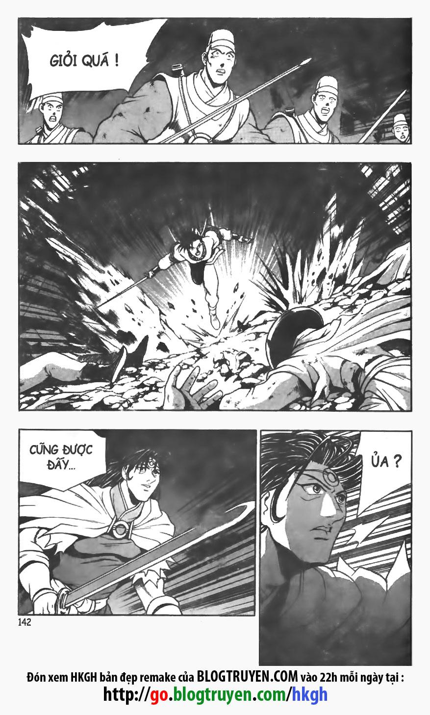 Hiệp Khách Giang Hồ chap 101 page 19 - IZTruyenTranh.com