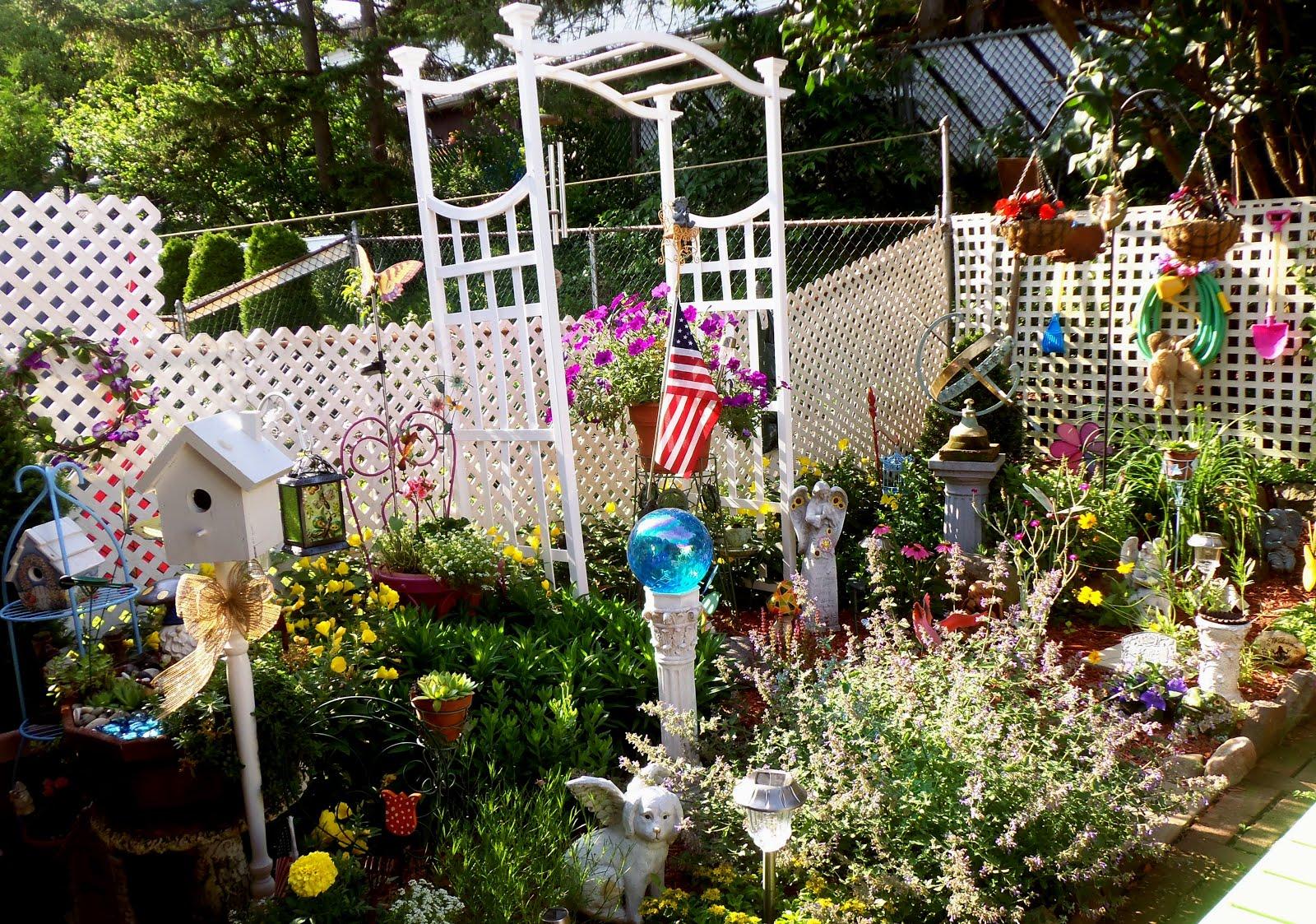 Our Cottage Garden 2015