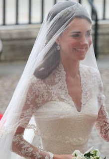 Replica of Kate Middleton's Wedding Dress to hit stores