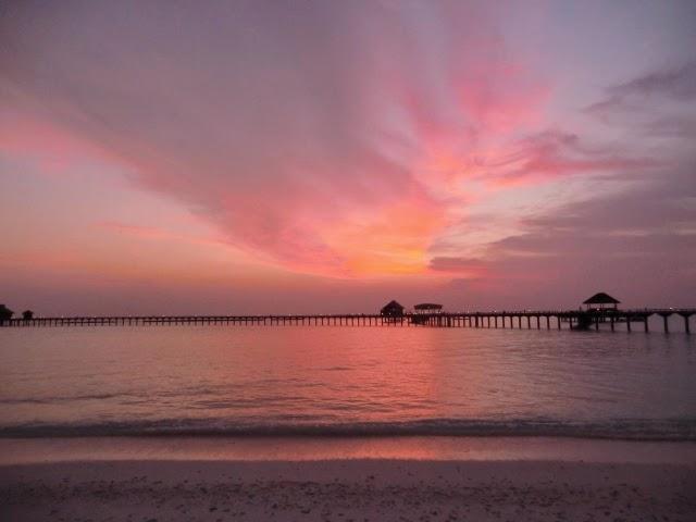Небо-на-Мальдивах