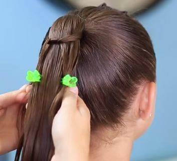 peinados fciles con cola de caballo vdeo