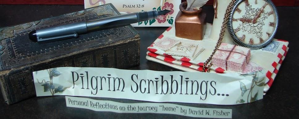 Pilgrim Scribblings