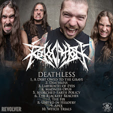 Stream: Revocation's 'Deathless'