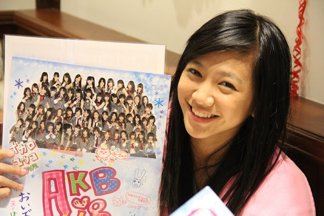 Member JKT48 Favorite Versi Fans Jepang : Shania Juanitha