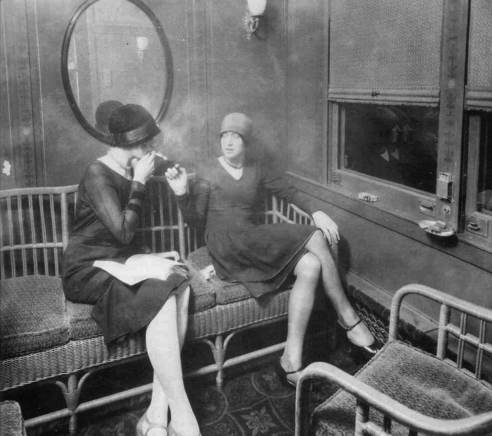 Lost Womyn's Space: Smoking Cars for Women