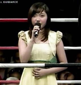 charice pempengco national anthem pacquiao