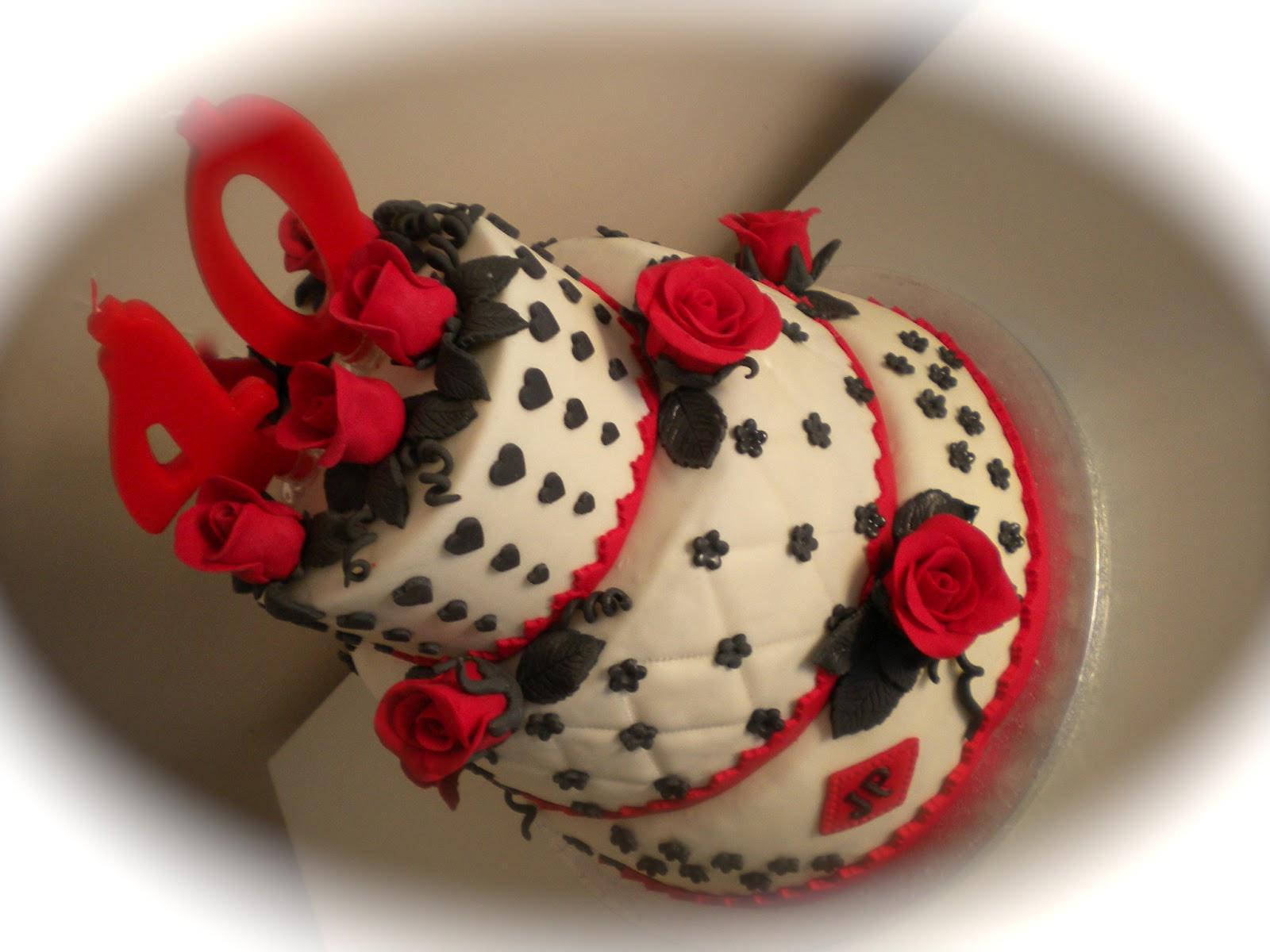 Le torte di patricia i miei primi 40 anni for Decorazioni torte 40 anni uomo