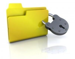 Lets lock a folder using notepad trick