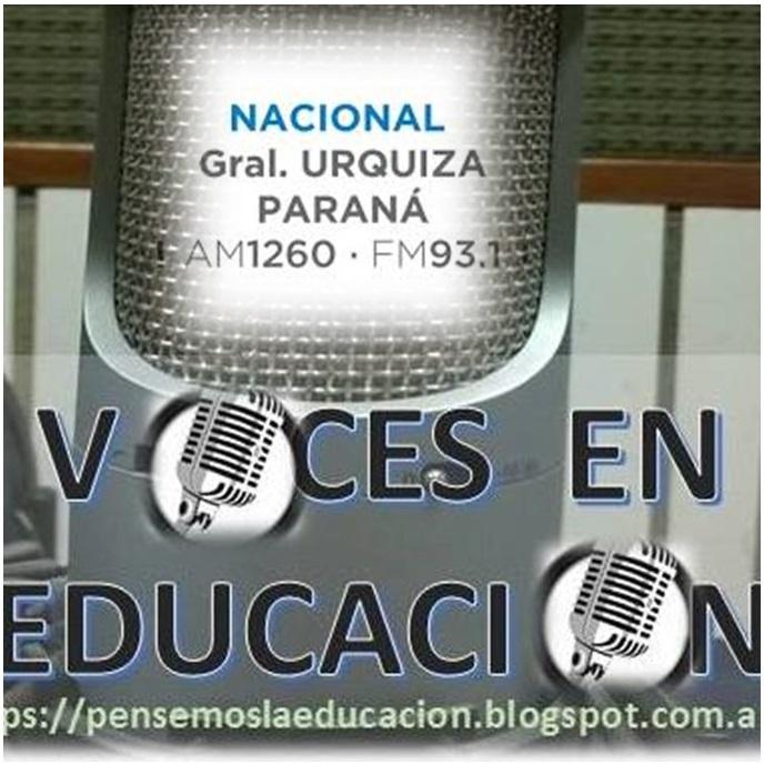 VOCES EN EDUCACIÓN.  Noticias de nuestro ámbito educativo