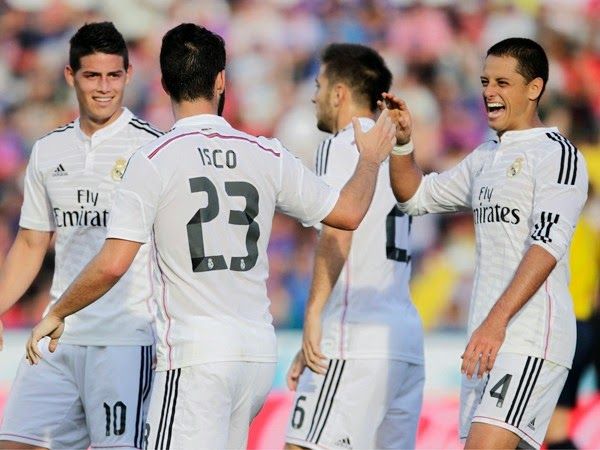 Filmato VIDEO UD Cornella Real Madrid 1-4 Gol Highlights (Coppa del Re)