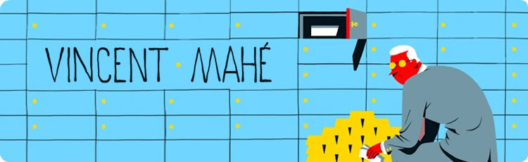 Le blog de Vincent Mahé