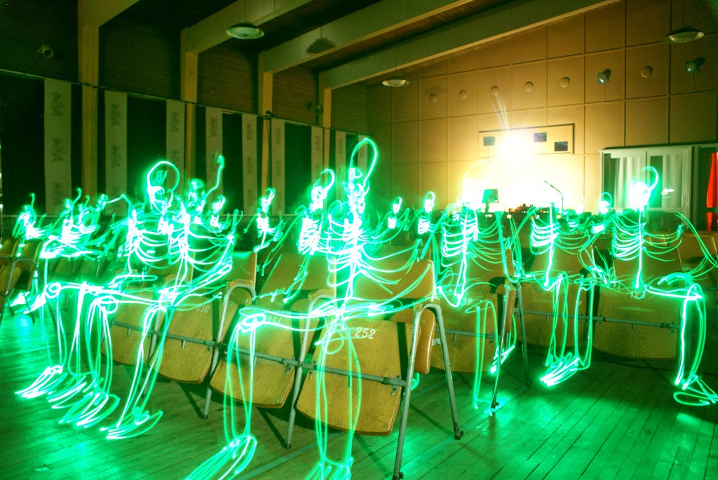Simply creative light painting by janne parviainen for Lights for paintings