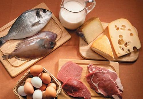 Alimentos que contém Biotina a vitamina para o Cabelo Crescer