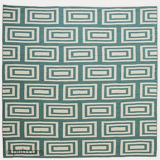 Piece N Quilt: Outstretched - Cabin Fever: 20 Modern Log Cabin Quilts : log cabin style quilts - Adamdwight.com