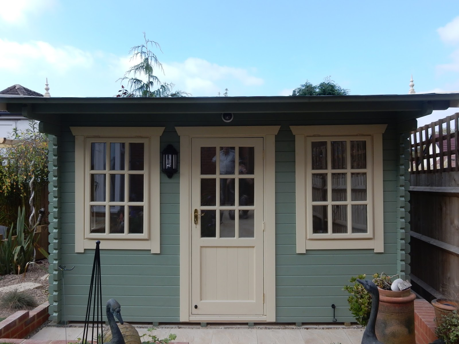 Southwick 39 S Garden Offices 12 39 X 11 39 Fully Insulated