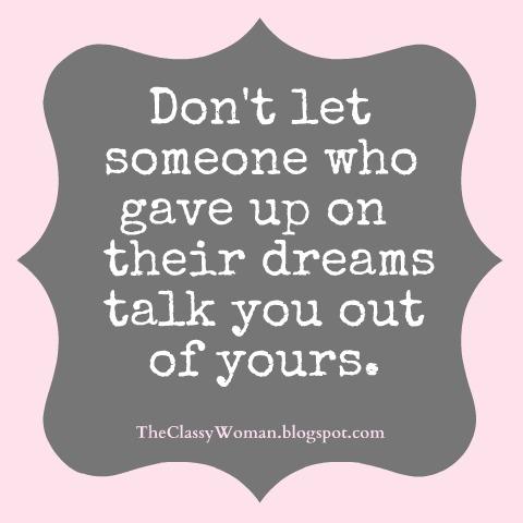 achieving the dream quotes quotesgram