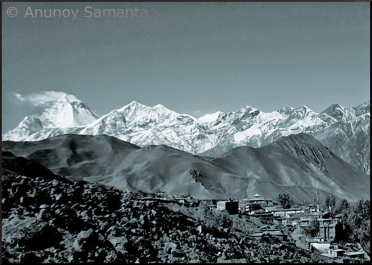 The Sacred Valley of Muktinath