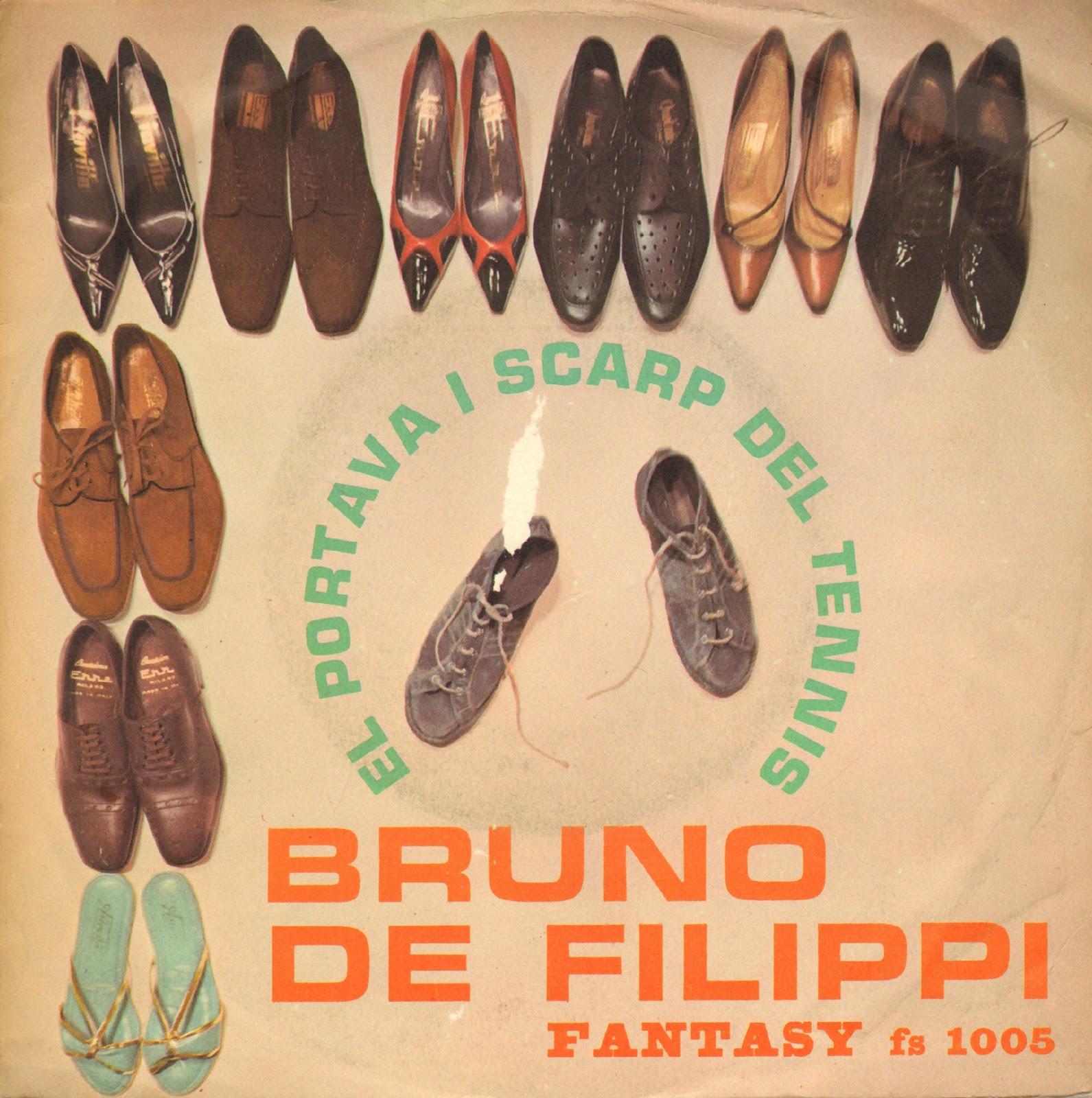 Bruno De Filippi - The Many Talents Of