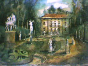 Palacio de Selagas, Cudillero.
