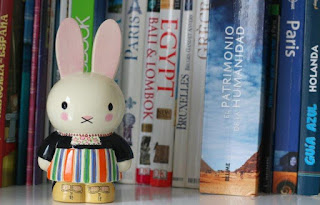 Miffy Nijntje Made in Holland pintada por Philip Hopman
