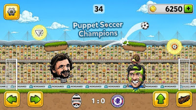 Puppet Soccer Champions 2014 1.0.26 APK Free