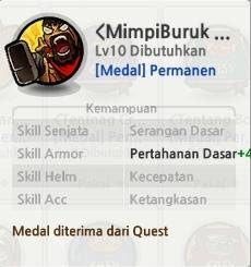 Medal Lost Saga Lengkap