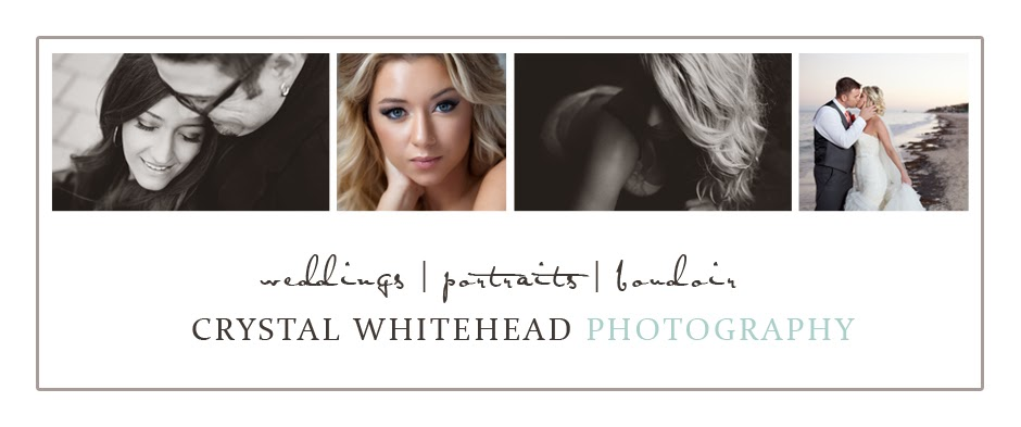 Crystal Whitehead Photography | Wedding and Boudoir Photography