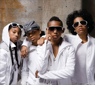 I recently got told by two  B2k And Mindless Behavior