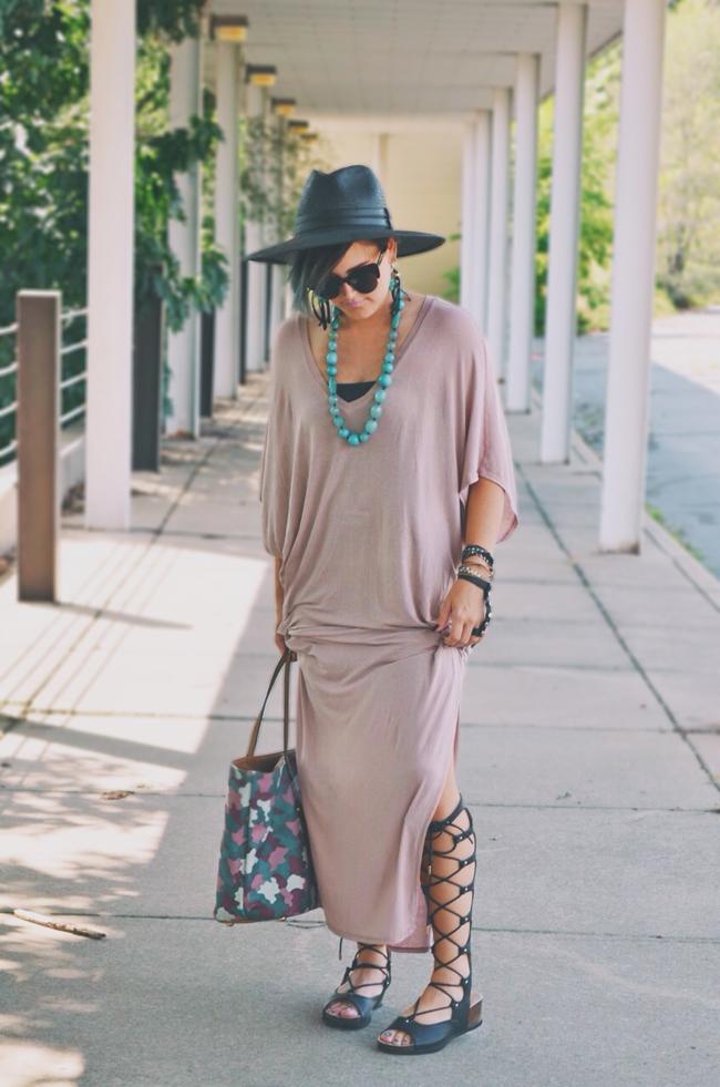 Cleveland Ohio Fashion - PYLO dress