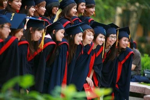 Tuyển sinh cao học 2014
