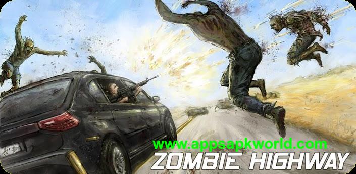Zombie Highway v1.10.1 Full Version Apk