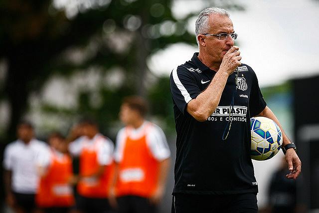 Para Dorival Júnior, o Santos precisa fazer mais pontos no Brasileirão (foto: Ricardo Saibun/Santos FC)