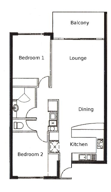 Rv apartment plans apartment design ideas for One bedroom apartment designs plans