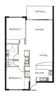 Japanese Apartment Plans
