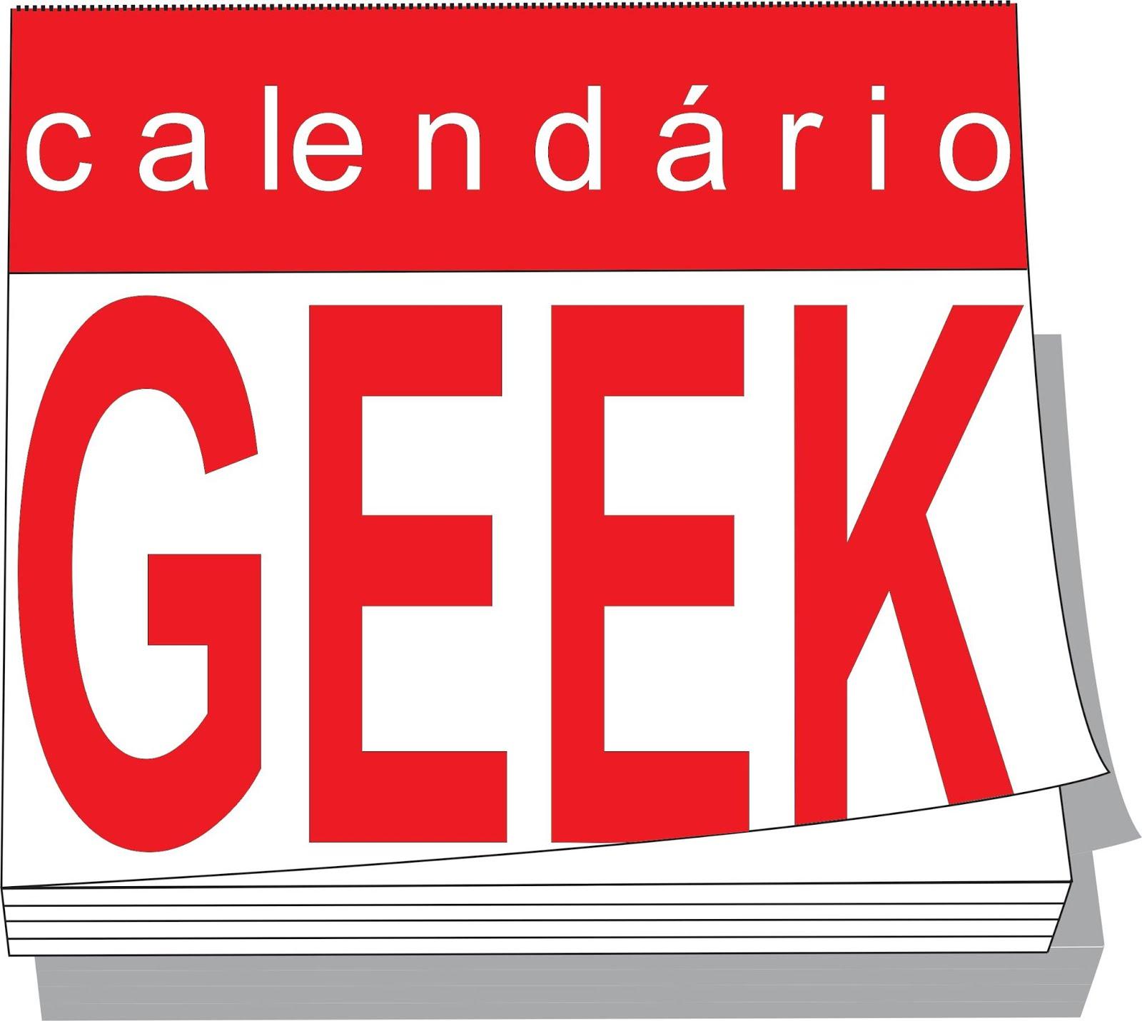 Calendário Geek