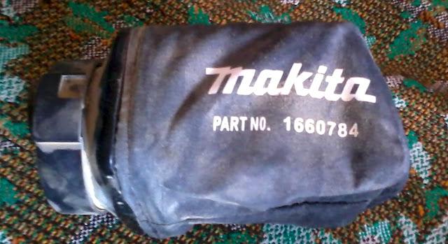 Мешок для сбора пыли у шлифовальной машины