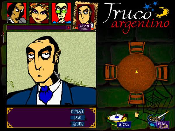 descargar truco argentino para pc