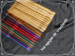Consigue tus agujas de crochet personalizadas!!!
