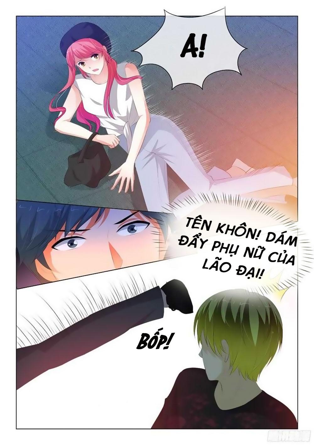 Băng Sơn Thủ Tế - Chap 120