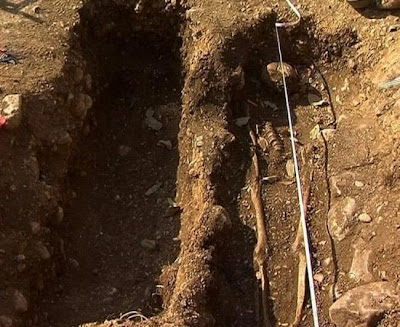2,500-year-old tombs discovered in Serbia