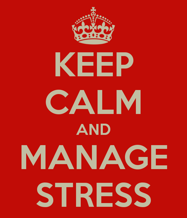 Just Ask D: Calm Your Life Through Stress Management