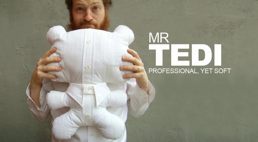 Mr Tedi by Mrs Jermyn