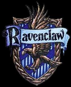 I´m a Ravenclaw!