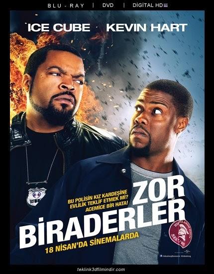 Ride Along - Zor Biraderler (2014) afis
