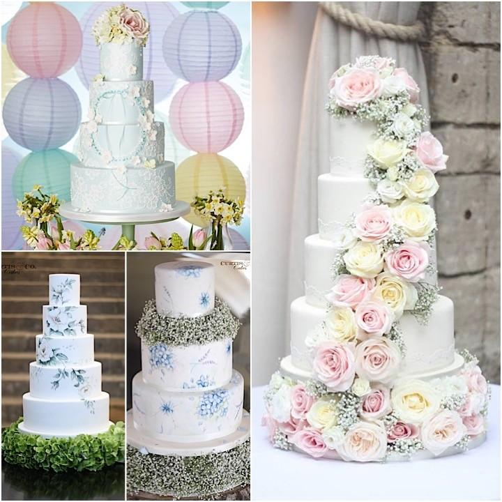 Wedding Cakes 2015 Wedding Ideas