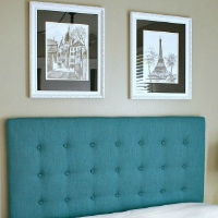 How to Make a Tufted a Headboard