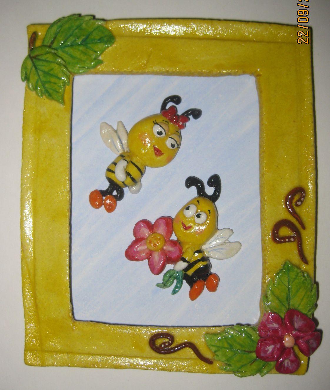 Солёное тесто для поделок в детском саду