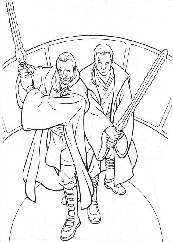 Desenhos para colorir Star Wars - imagens para colorir star wars