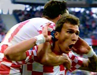 Gol Mario Mandzukic